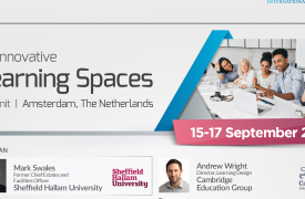 6th Innovative Learning Spaces Summit sept 2021