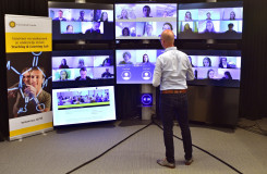 High end virtual classroom Universiteit Utrecht