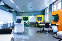 Active Learning Classroom Universiteit Utrecht